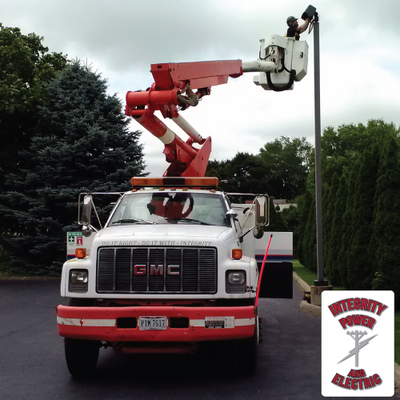 Commercial lighting replacement